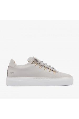 Nubikk Jagger Classic Fresh   Grijze Sneakers