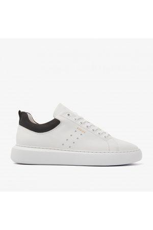 Nubikk Scott Marlin   Witte Sneakers