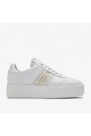 Nubikk Elise GPS | Witte Sneaker