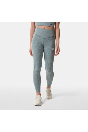 The North Face The North Face Dune Sky-7/8 Legging Voor Dames Balsam Green Heather Größe L Dame