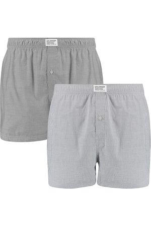 Levi's Heren Boxershorts - Boxershorts basic woven boxers 2-pack