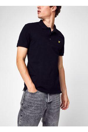 Lyle & scott Heren Poloshirts - Plain Polo Shirt by