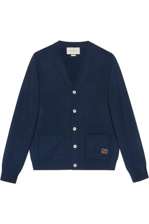 Gucci Cashmere cardigan with GG