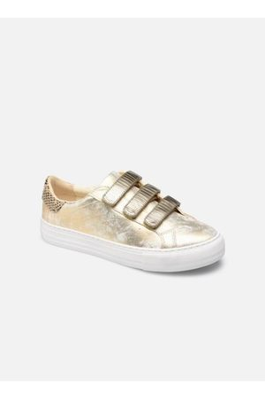 No Name Dames Sneakers - ARCADE STRAPS METALLISE by