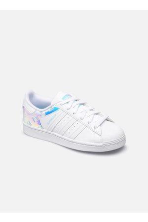 adidas Meisjes Sneakers - SUPERSTAR J by