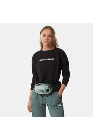 The North Face Dames Sweaters - The North Face Mountain Athletics-sweater Voor Dames Tnf Black Größe L Dame