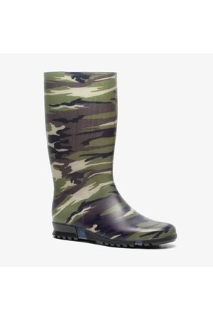 Dunlop Army regenlaarzen