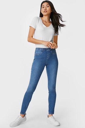 C&A Set van 3-jegging jeans