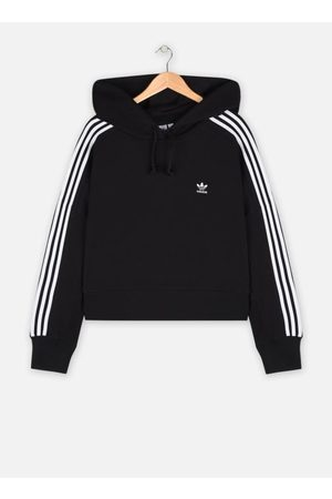 adidas Cropped Hoodie by