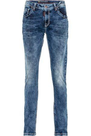 Cipo & Baxx Heren Straight - Jeans 'CD588
