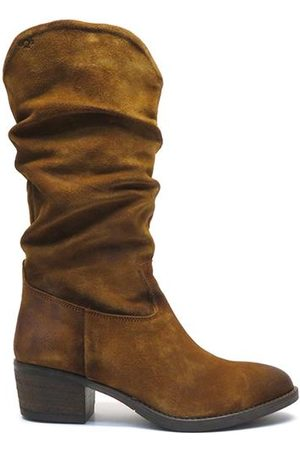 Aqa Shoes Dames Enkellaarzen - A7991
