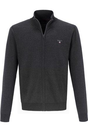 GANT Heren Vesten - Vest 100% wol logoborduursel Van