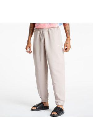 Nike Lab Men's NRG Solo Swoosh Fleece Pant Malt/ White