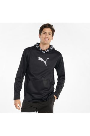 PUMA Heren Sportshirts - PWRFLEECE sporthoodie heren, , Maat L  