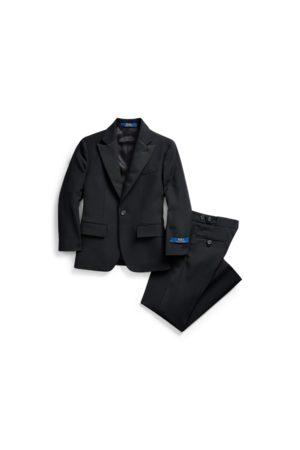BOYS 1.5-6 YEARS Jongens Blazers & Colberts - Wool Barathea Tuxedo