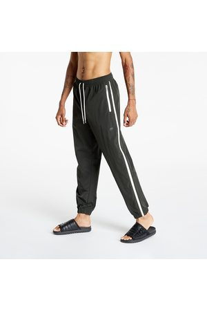 Nike Sportswear Style Essentials Men's Unlined Woven Track Pants Sequoia/ Sail/ Ice Silver/ Sequoia
