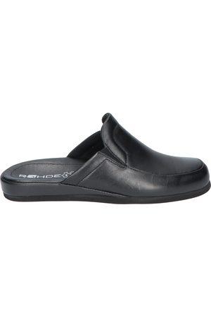 Rohde Heren Pantoffels - 6607 90 Black