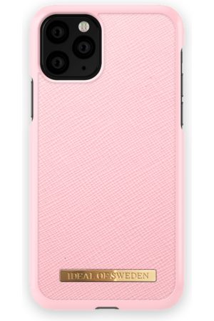 Ideal of sweden Saffiano Case iPhone 11 Pro Pink