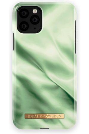 Ideal of sweden Fashion Case iPhone 11 PRO Pistachio Satin