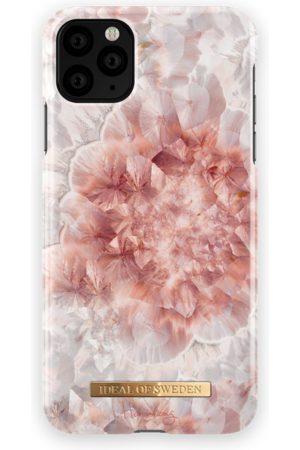 Ideal of sweden Fashion Case Hannalicious iPhone 11 Pro Max Rose Quartz Crystal