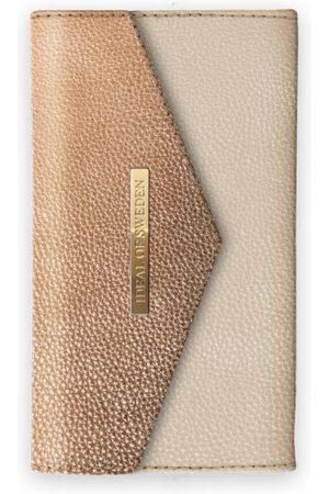 Ideal of sweden Mayfair Clutch LH GALAXY S10P Golden Pebbled