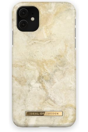 Ideal of sweden Fashion Case iPhone 11 Sandstorm Marble