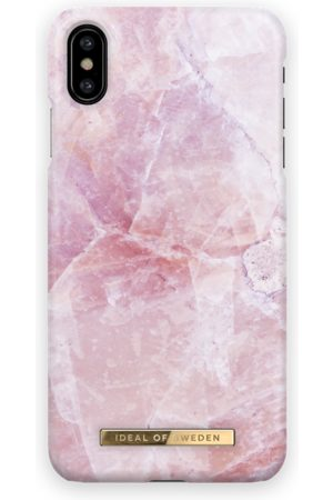 Ideal of sweden Fashion Case iPhone Xs Max Pilion Pink Marble