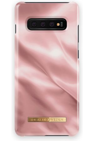 Ideal of sweden Fashion Case Galaxy S10+ Rose Satin