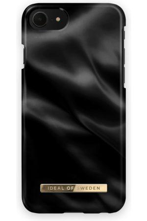 Ideal of sweden Fashion Case iPhone 8 Black Satin
