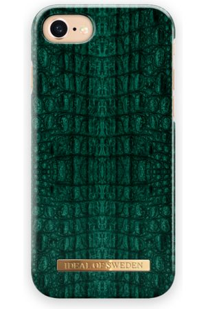 Ideal of sweden Fashion Case iPhone 7 Emerald Croco