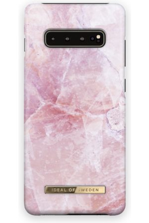 Ideal of sweden Fashion Case Galaxy S10+ Pilion Pink Marble