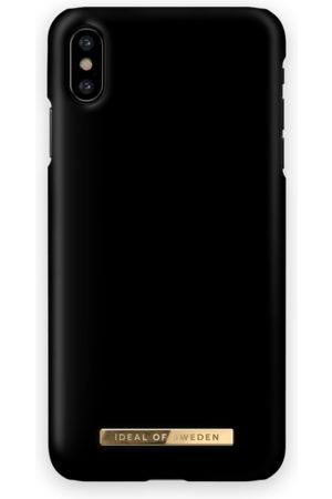 Ideal of sweden Fashion Case iPhone X Matte Black