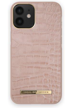 Ideal of sweden Atelier Case iPhone 12 Mini Rose Croco