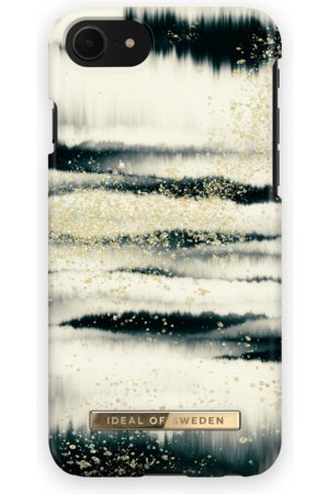 Ideal of sweden Fashion Case iPhone 8 Golden Tie Dye