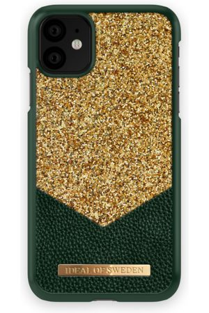 Ideal of sweden Fashion Case Glimmer iPhone 11 Emerald