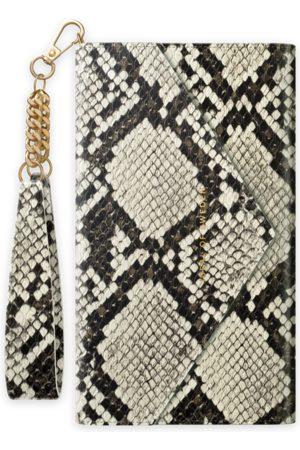 Ideal of sweden Envelope Clutch iPhone 12 Mini Desert Python