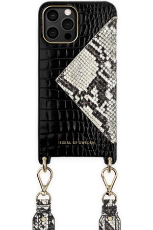 Ideal of sweden Necklace Case iPhone 12 Pro Max Hypnotic Snake