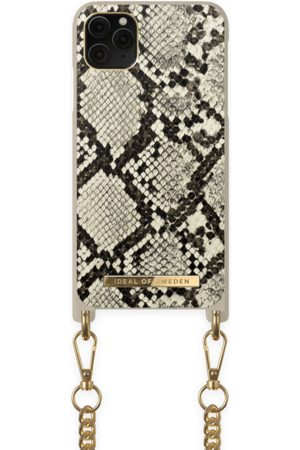 Ideal of sweden Necklace Case iPhone 11 PRO MAX Desert Python
