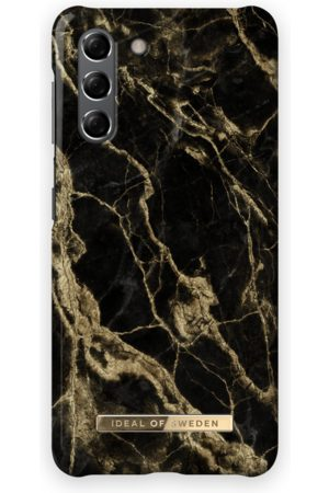 Ideal of sweden Fashion Case Galaxy S21 Golden Smoke Marble