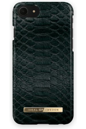 Ideal of sweden Fashion Case iPhone 8 Black Reptile