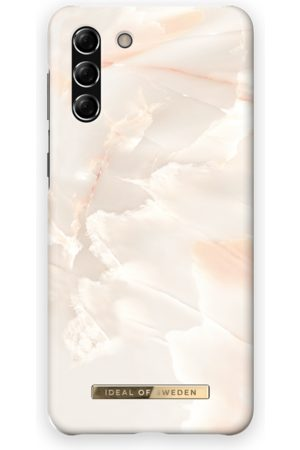 Ideal of sweden Fashion Case Galaxy S21 Plus Rose Pearl Marble