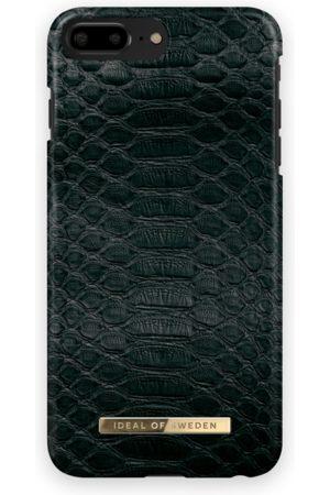 Ideal of sweden Fashion Case iPhone 8 Plus Black Reptile