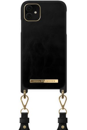 Ideal of sweden Active Necklace Case iPhone 11 Dynamic Black
