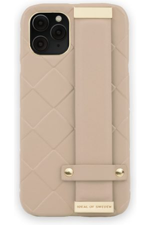 Ideal of sweden Statement Case iPhone 11 Pro Braided Light Camel