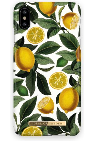 Ideal of sweden Fashion Case iPhone XS MAX Lemon Bliss