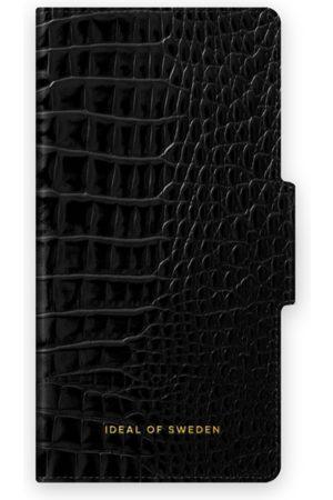 Ideal of sweden Atelier Wallet iPhone 11 Neo Noir Croco