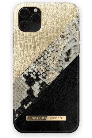 Ideal of sweden Atelier Case iPhone 11 Pro Marigold Snake