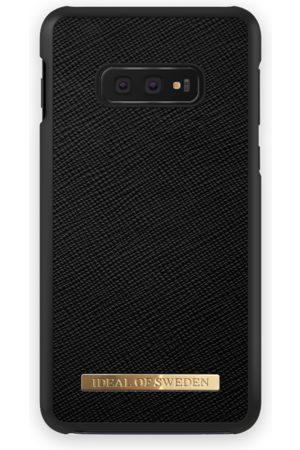 Ideal of sweden Saffiano Case Galaxy S10E Black