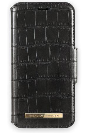 Ideal of sweden Capri Wallet iPhone Xs Max Black