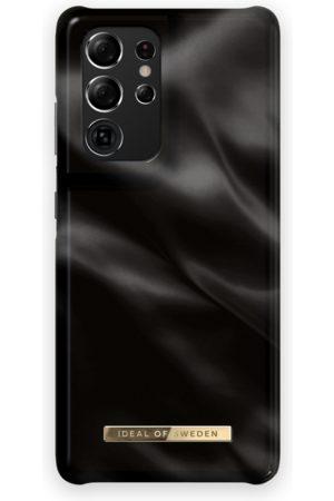 Ideal of sweden Fashion Case Galaxy S21 Ultra Black Satin